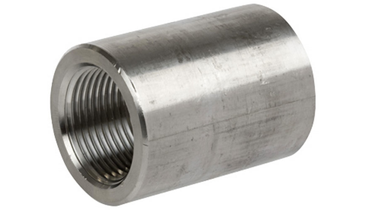 SS Threaded Full coupling