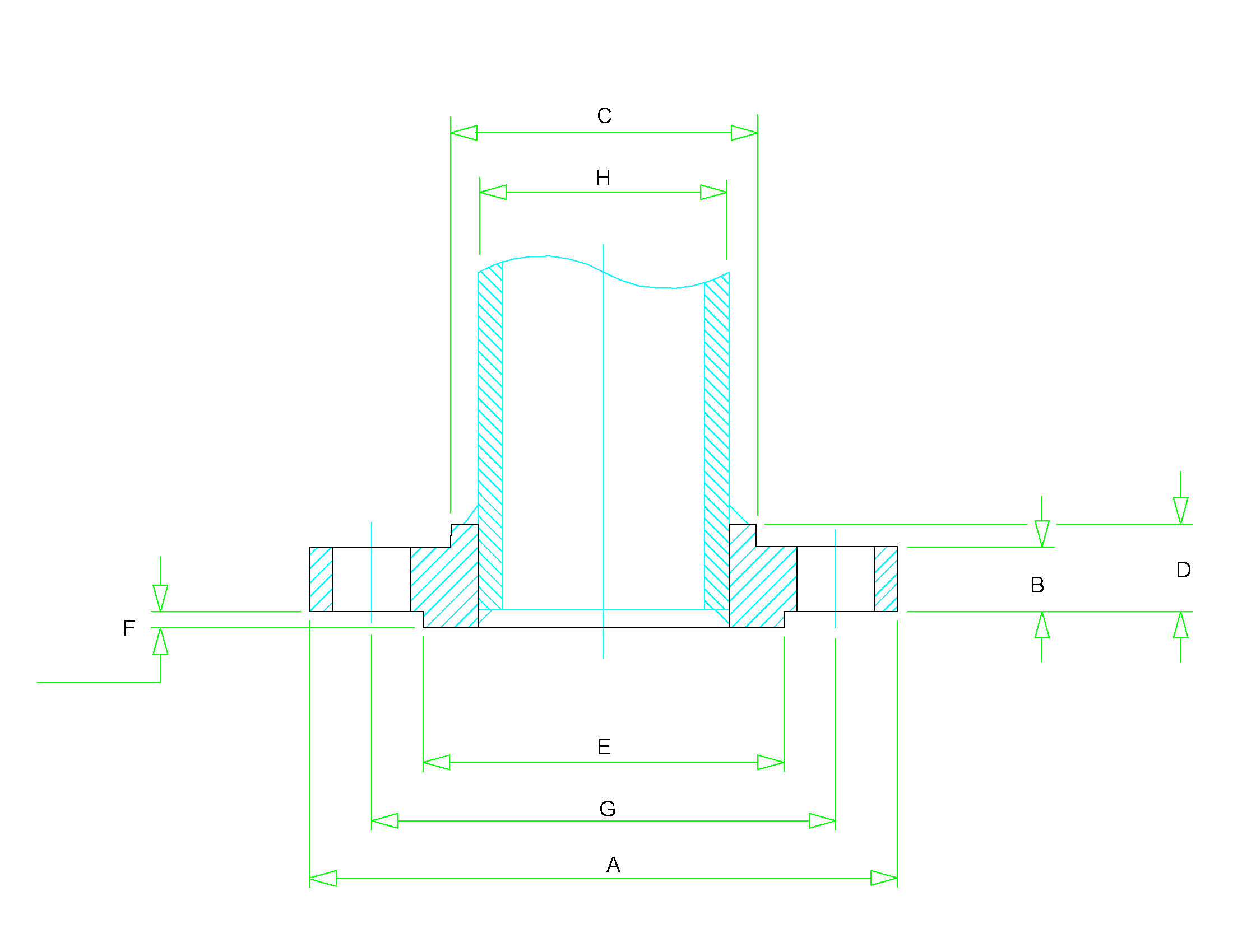 dimensions-of-slip-on-flange