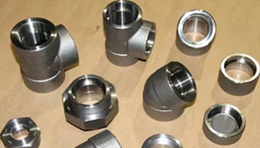 Alloy 20 Socket Weld Fittings
