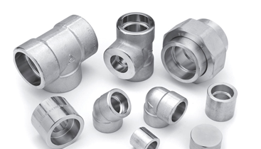 Alloy 20 Seamless Socket Weld Fittings
