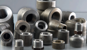 Alloy 20 Seamless Threaded Fittings