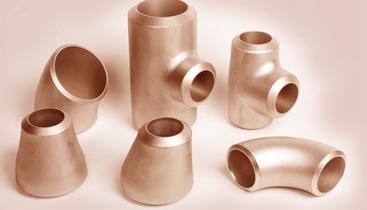 Cupro Nickel Buttweld Fittings