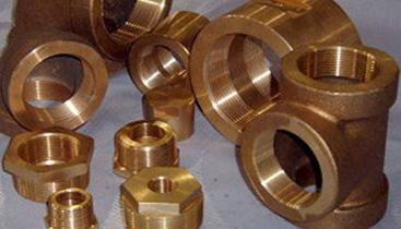 Cupro Nickel Socket Weld Fittings
