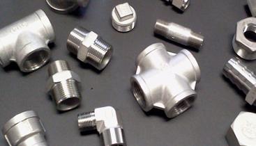 Duplex Steel Threaded Fittings