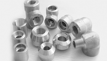 SMO 254 Seamless Threaded Fittings