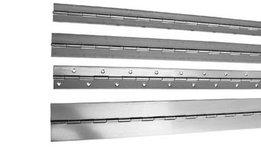 Stainless Steel 202 Piano Hinges, SS 202 Continuous Hinges